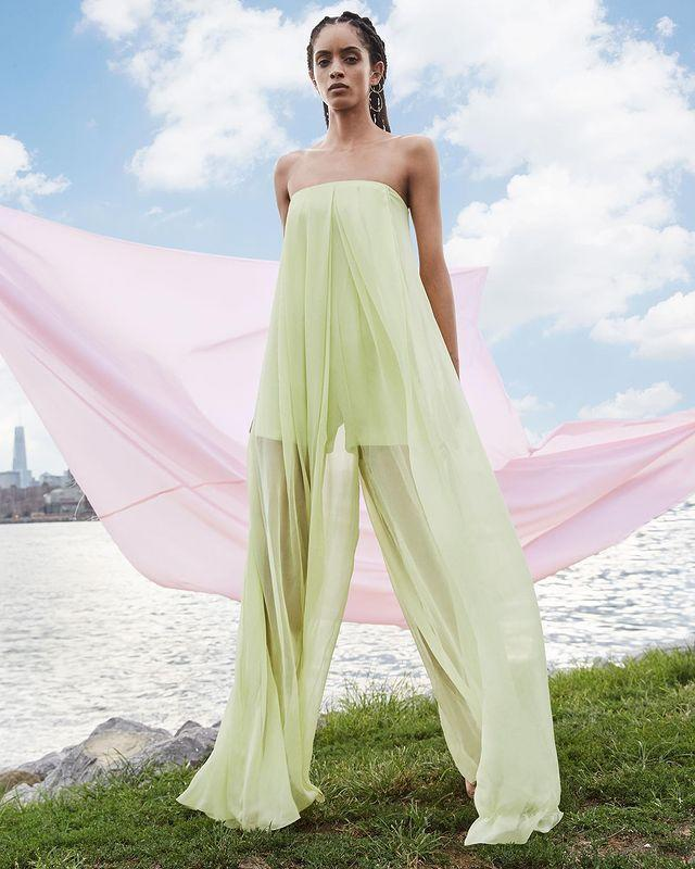 """<p>You know you're onto a winner when you find a brand loved by the likes of Beyoncé, J.Lo and Ashley Graham (just to name a few celeb fans). Designed for strong, fearless women, Cushnie balances powerful feminine silhouettes with ultra-chic tailoring.</p><p><a class=""""link rapid-noclick-resp"""" href=""""https://cushnie.com/"""" rel=""""nofollow noopener"""" target=""""_blank"""" data-ylk=""""slk:Shop Cushnie"""">Shop Cushnie</a></p><p><a href=""""https://www.instagram.com/p/CCTTLIMpvMt/"""" rel=""""nofollow noopener"""" target=""""_blank"""" data-ylk=""""slk:See the original post on Instagram"""" class=""""link rapid-noclick-resp"""">See the original post on Instagram</a></p>"""