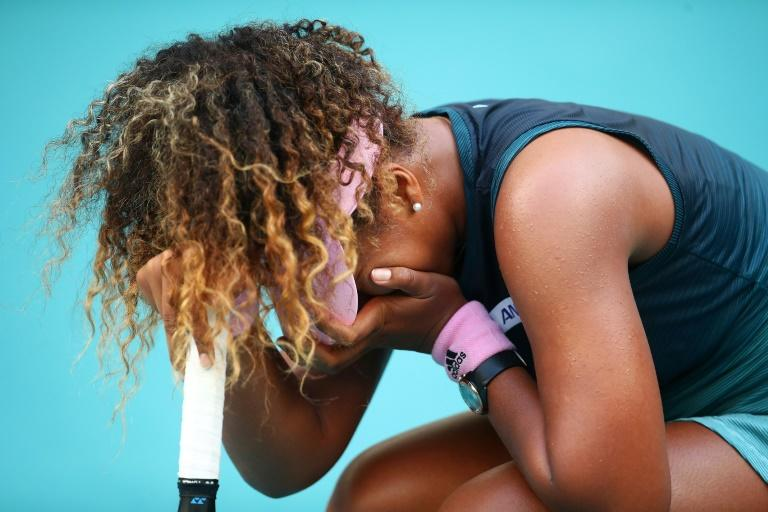 World number one Naomi Osaka of Japan said she lacked mental clarity and the ability to deal with the pressure of being the best in the world