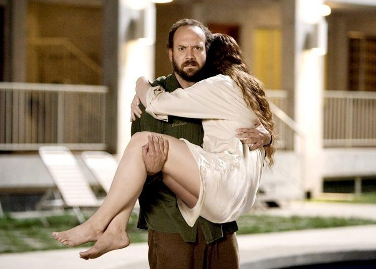 Paul Giamatti and Bryce Dallas Howard in
