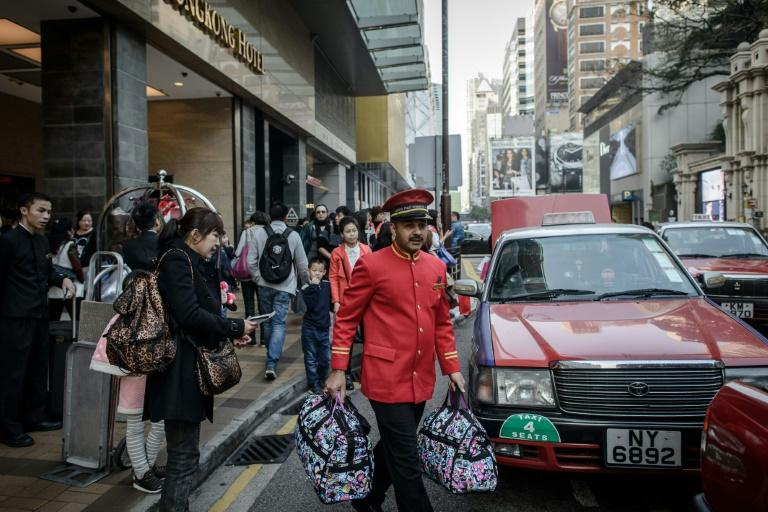 Political and cultural tensions mean mainland tourists who visit Hong Kong don't always feel welcome