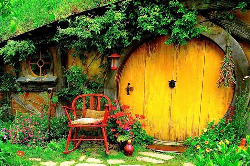 hobbit hole new zealand