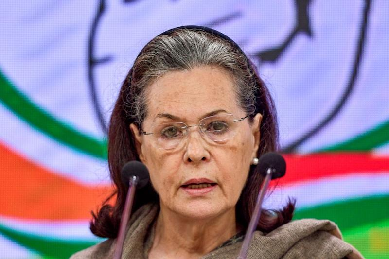 Sonia Gandhi Writes to PM Modi over NEET Quota for OBC Students