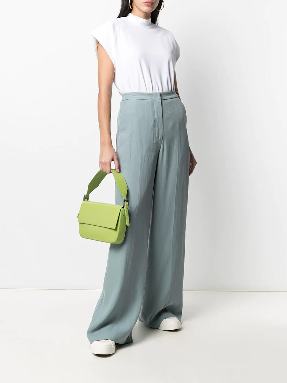 """<h2>Wide-Leg Pants</h2><br>""""Wardrobe foundations are making more sense than ever before. Within the framework of simplicity, proportion play is a go-to for injecting interest.""""<br><br>-Celenie Seidel, Senior Womenswear Editor at FARFETCH<br><br><strong>Remain</strong> Angelina Woven Wide-Leg Trousers, $, available at <a href=""""https://go.skimresources.com/?id=30283X879131&url=https%3A%2F%2Fwww.farfetch.com%2Fshopping%2Fwomen%2Fremain-angelina-woven-wide-leg-trousers-item-16219800.aspx"""" rel=""""nofollow noopener"""" target=""""_blank"""" data-ylk=""""slk:Farfetch"""" class=""""link rapid-noclick-resp"""">Farfetch</a>"""