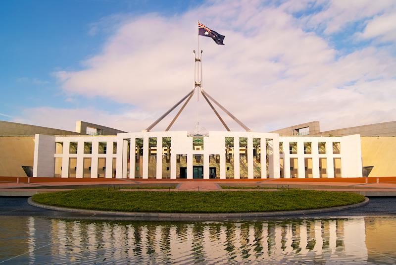 Security incident hits Australia's parliament network