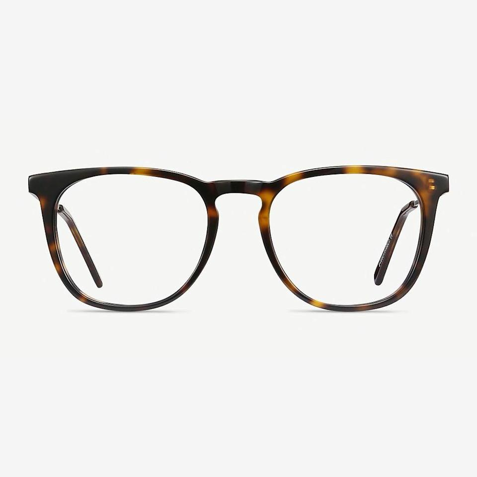 """<p>eyebuydirect.com</p><p><strong>$39.00</strong></p><p><a href=""""https://go.redirectingat.com?id=74968X1596630&url=https%3A%2F%2Fwww.eyebuydirect.com%2Feyeglasses%2Fframes%2Fvinyl-tortoise-m-20035&sref=https%3A%2F%2Fwww.menshealth.com%2Ftechnology-gear%2Fg34497236%2Fbest-gifts-for-brother%2F"""" rel=""""nofollow noopener"""" target=""""_blank"""" data-ylk=""""slk:BUY IT HERE"""" class=""""link rapid-noclick-resp"""">BUY IT HERE</a></p><p>Encourage him to protect his eyes from the harmful blue light we expose ourselves to so much every day. Phone and computer screens are a part of our days, but we don't always think about what staring at these all day can be doing to our wellbeing.</p>"""