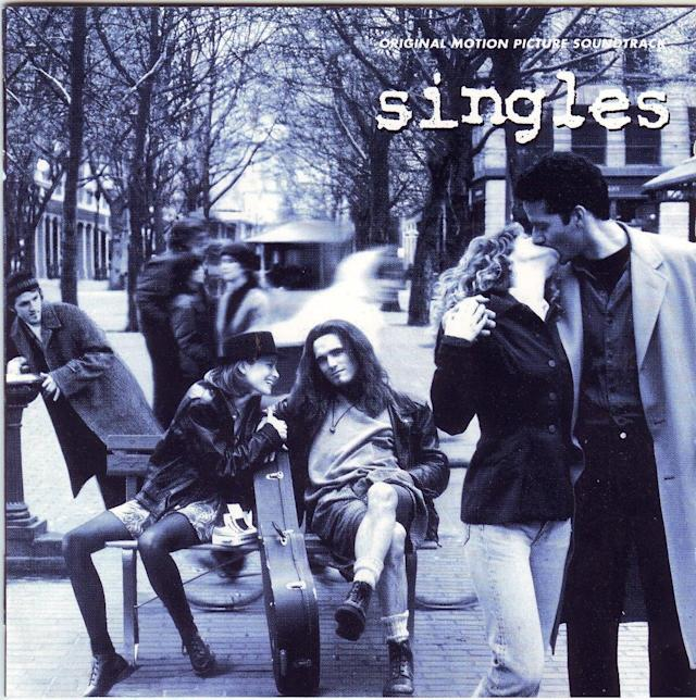 The 'Singles' soundtrack, released in 1992