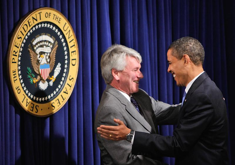 Former Obama White House counsel Gregory Craig charged with false statements, concealing information