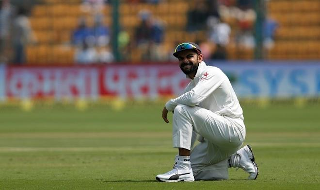 Virat Kohli, India, Australia, second Test, Day 3