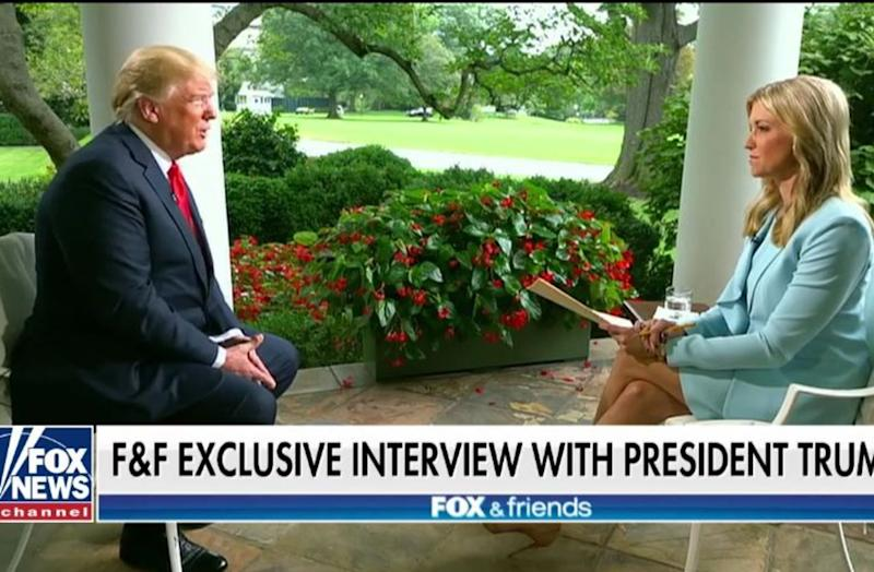 Trump's Fox News interview gets dumb and dumber