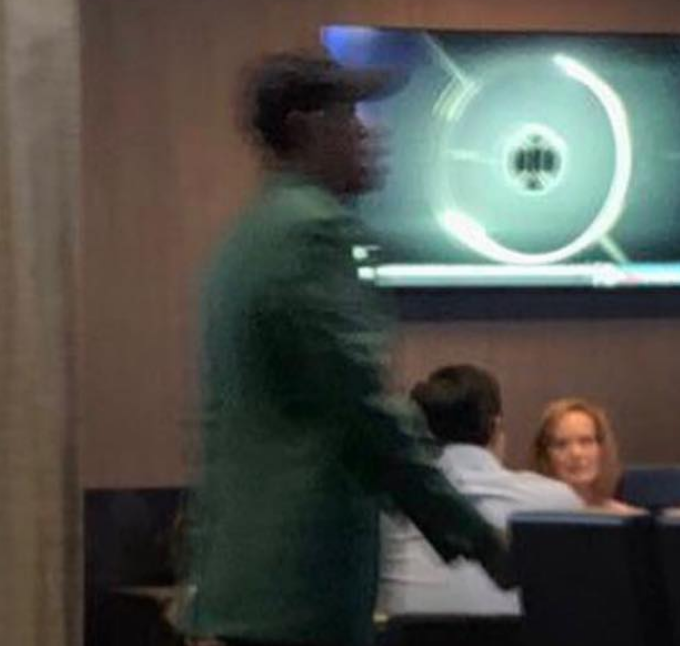 Tiger Woods keeps it super casual in first public appearance with new green jacket