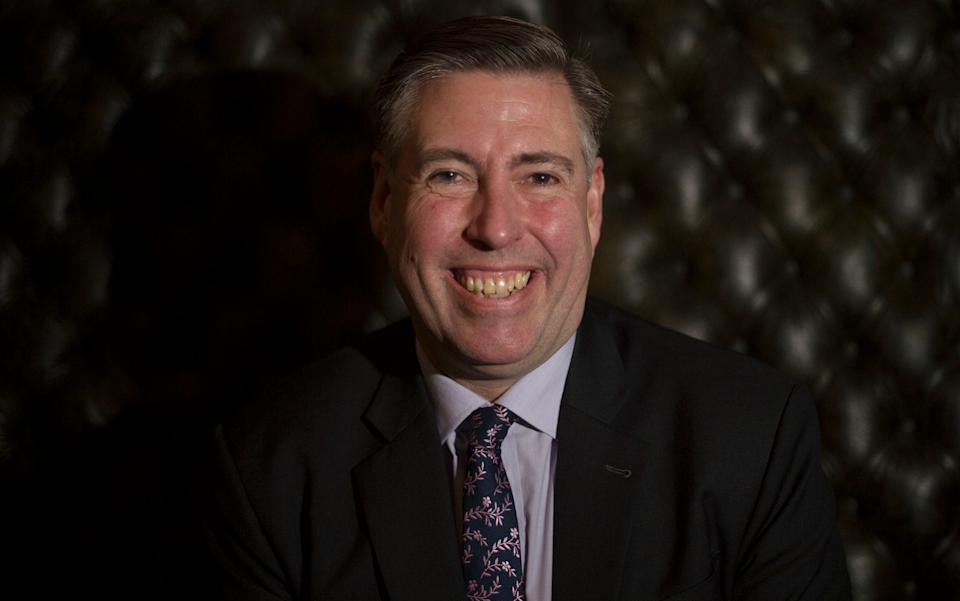 """Sir Graham Brady, the chairman of the influential 1922 Committee of Tory backbenchers told the BBC the region's Labour and Tory MPs were """"pretty united"""" in opposing Tier-3 restrictions - Eddie Mulholland"""