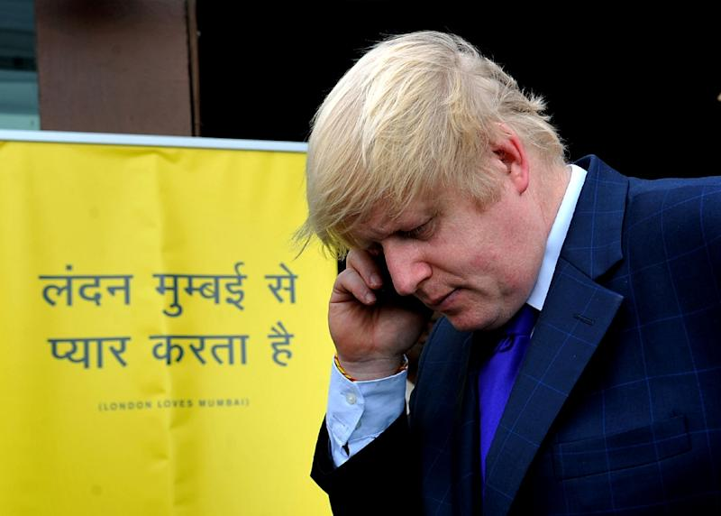 UK believes Kremlin behind prank call to Foreign Secretary Boris Johnson