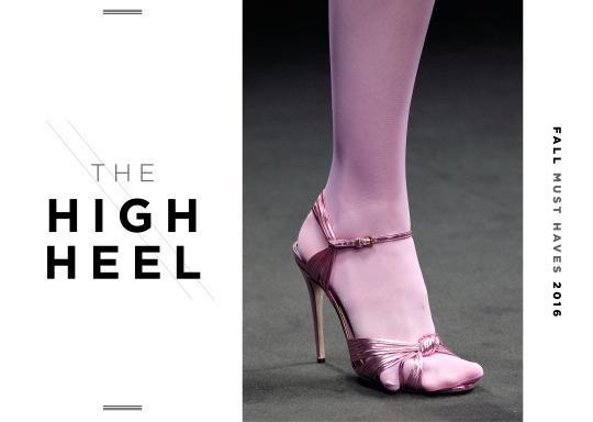 <p>Metallic rules into the evening. If you are a stiletto heel kind of gal, go for Gucci and enjoy the 80s revival with their knot sandals, but if you're afraid of heights, then opt for the Loewe low heel in silver.</p>