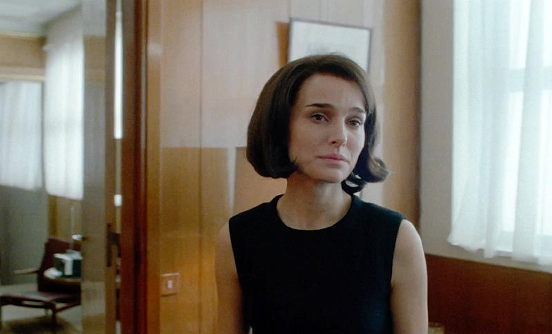 Natalie Portman's portrayal of Jacqueline Kennedy Onassis as a 'flesh and blood woman' is a first, writes Us Weekly film critic Mara Reinstein from the Toronto International Film Festival
