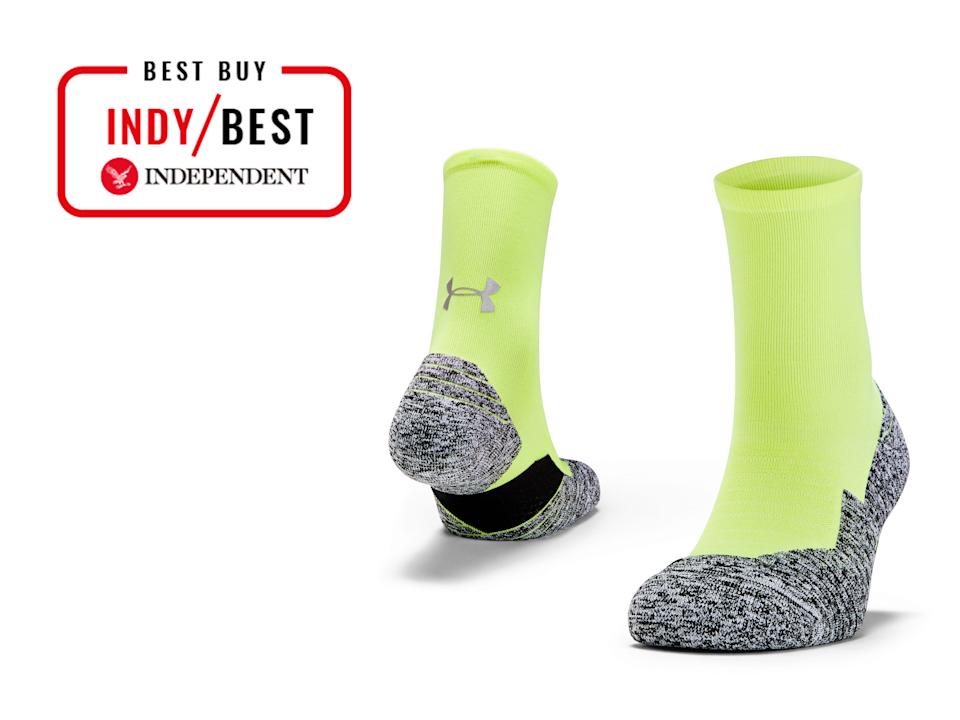 This pair is worth splashing out on to make sure your feet are adequately cushionedUnder Armour