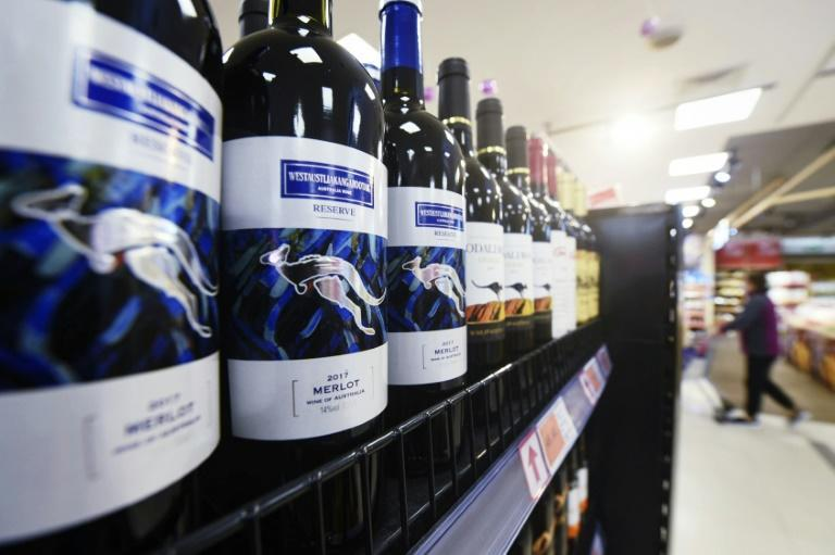 Painful tariffs placed on Australian wine mean there is an opportunity for rival wine-producing countries in the lucrative Chinese market