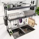 <p><span>Over Sink Dish Drying Rack</span> ($102, originally $148)</p>
