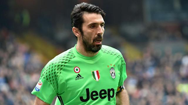 The Juventus keeper made his 1000th professional appearance on Friday and has been lauded by his former team-mate