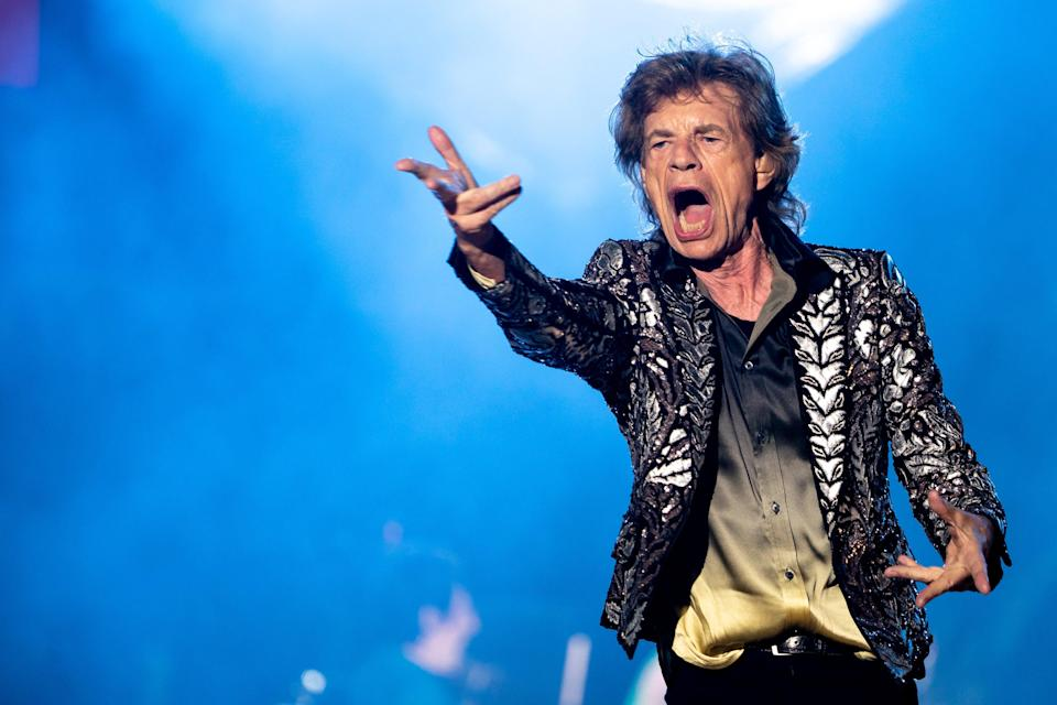 Mick Jagger defied time during the Rolling Stones' No Filter tour stop in Nashville.