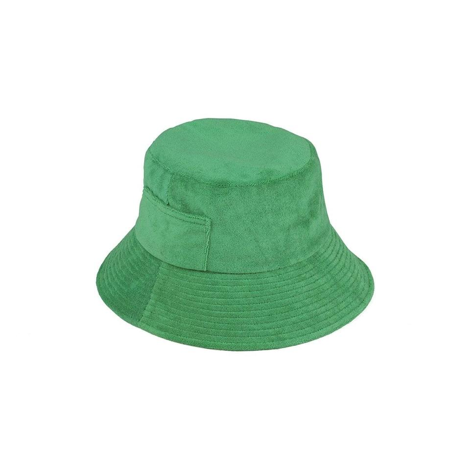 <p><span>Lack of Color Wave Bucket - Green Terry</span> ($99)</p>