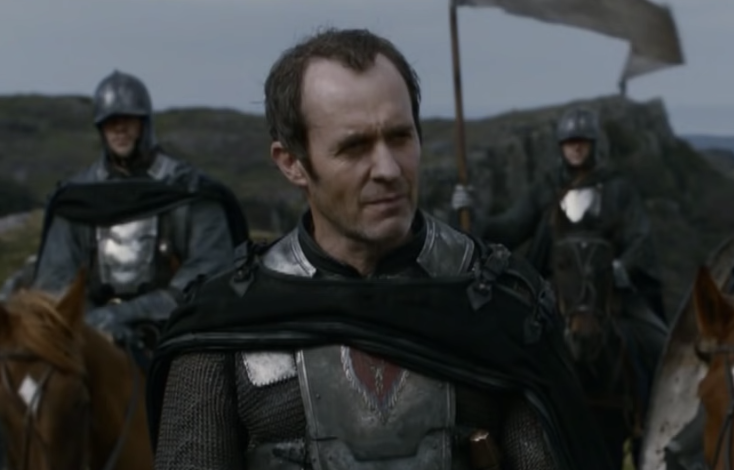 Stannis and his army