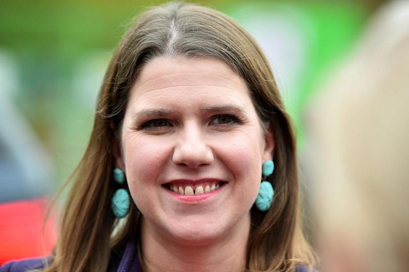 Liberal Democrats leader Jo Swinson has pledged to spend an extra £10 billion a year on schools if her party wins the election (AFP via Getty Images)