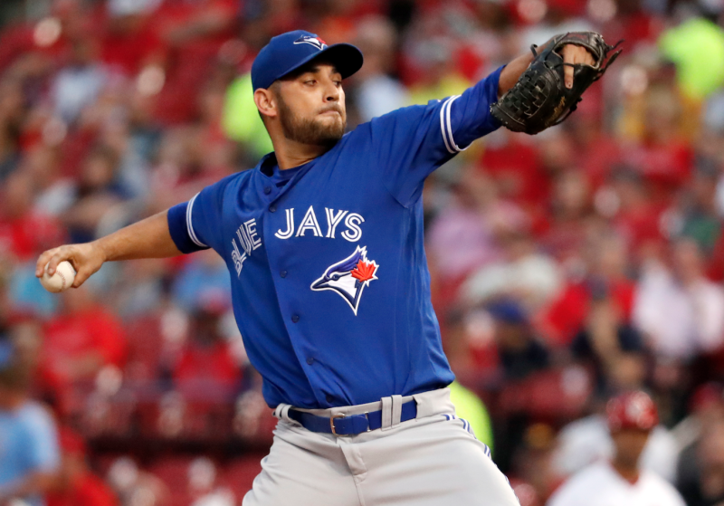 The market hasn't caught up to Marco Estrada yet