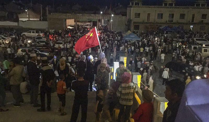 Chinese Hui mosque protest ends after authorities promise to consult community