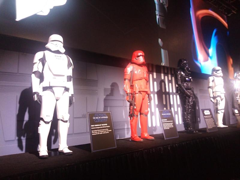 New Star Wars stormtroopers debut at D23 Expo
