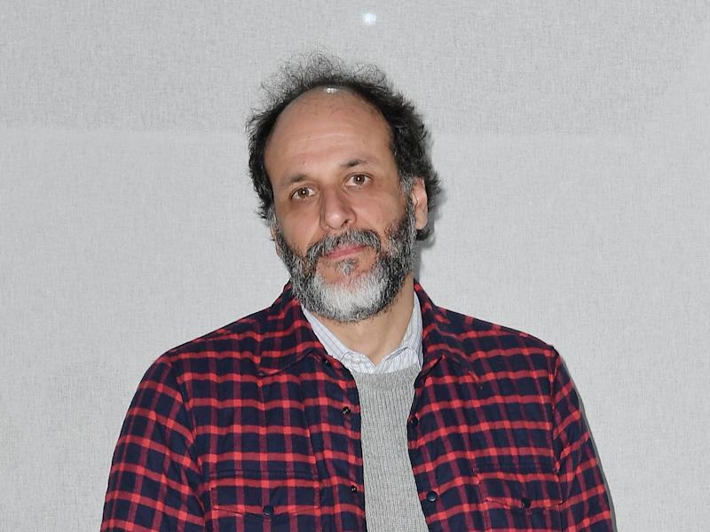 Luca Guadagnino: 'If I have to cast what people think is the real thing for a role, I wouldn't be able to cast' (Getty/Bottega Veneta)