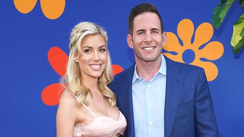 Tarek El Moussa Gives Girlfriend Heather Rae Young a Ferrari for Her Birthday -- See the Sweet Ride!