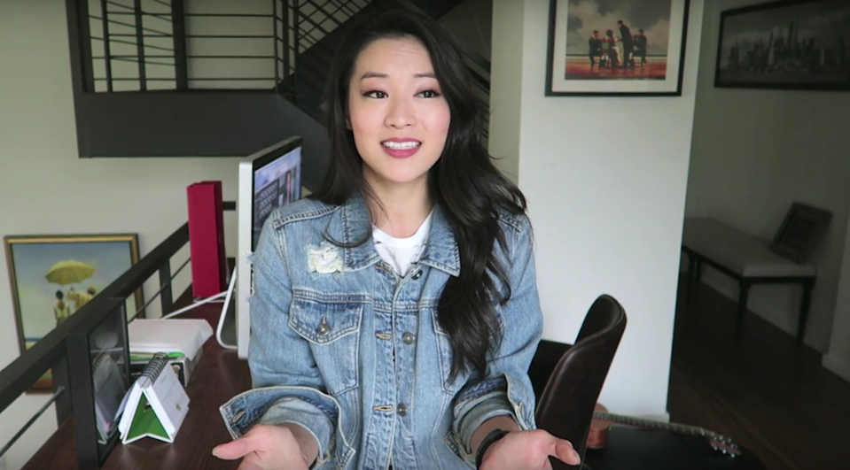 Photo credit: Arden Cho - YouTube