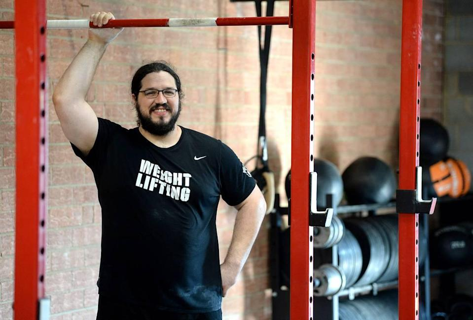 Olympic weightlifter Caine Wilkes will be traveling to Japan for the Summer Olympics that begin in July 2021. Wilkes has lived in the Charlotte area since 2015.