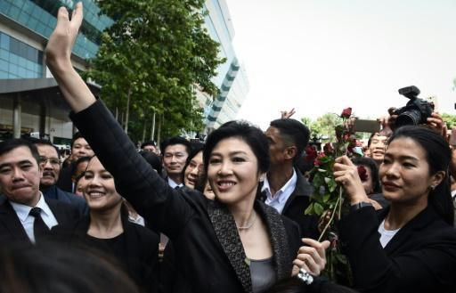 Thais to deploy 4,000 police for ex-PM Yingluck verdict