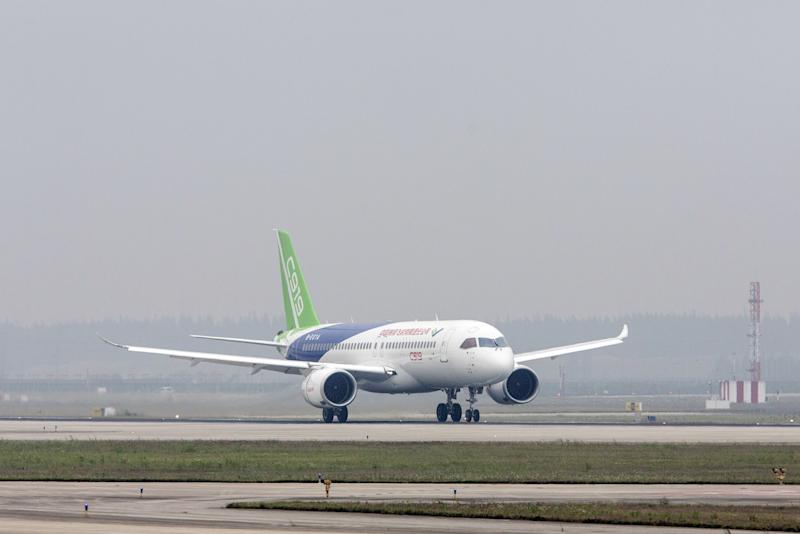 China Inc.'s Boeing Rival Just Won't Fly