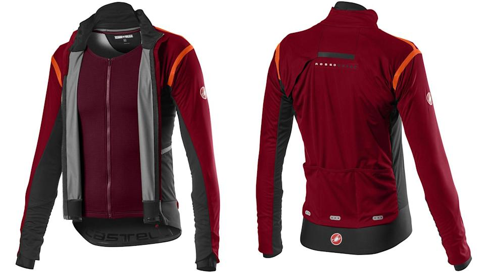 Best winter cycling jackets: Castelli Alpha Ros 2