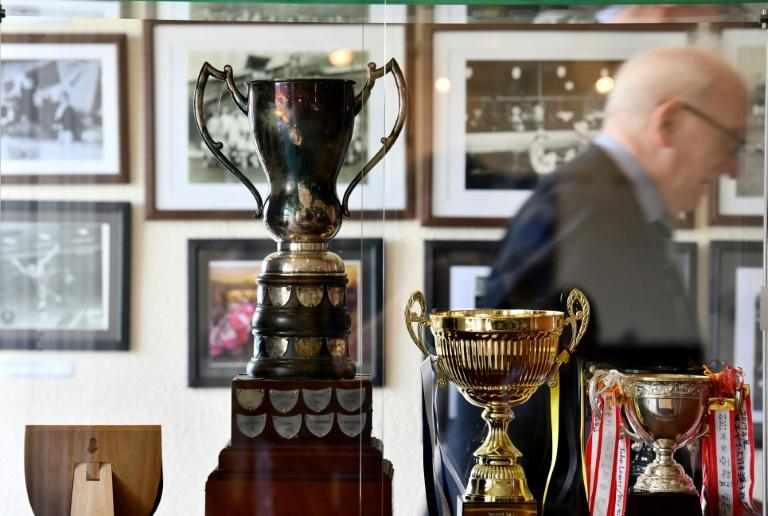 The Yokohama club boosts numerous rugby trophies