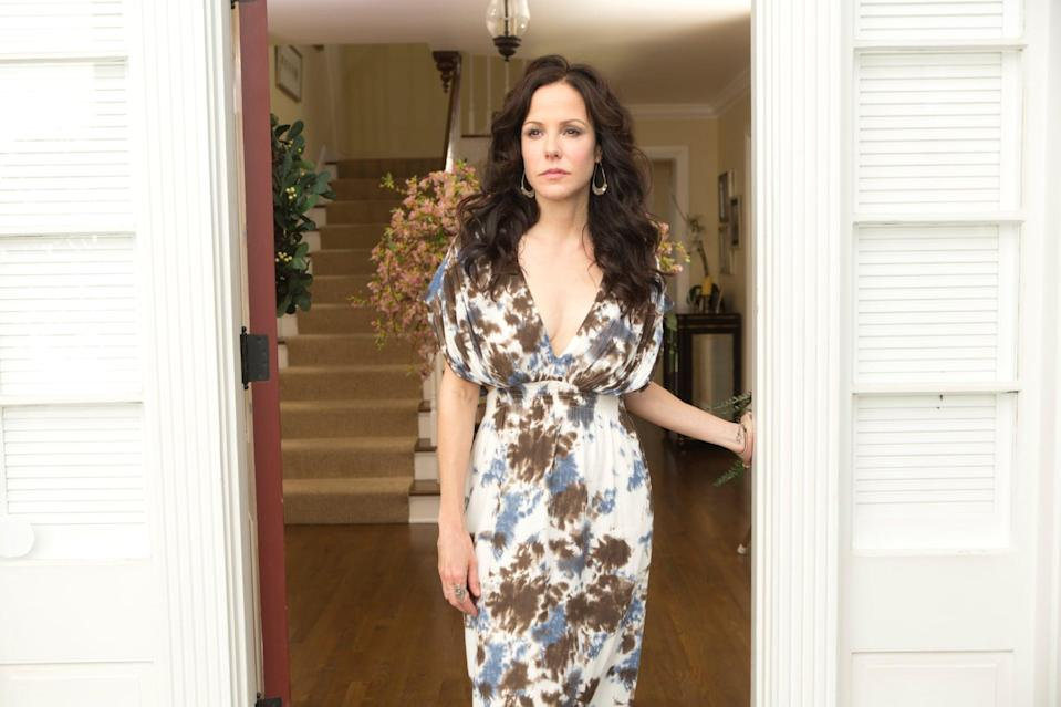 """<p>In this dark comedy, Nancy Botwin (Mary-Louise Parker) is a widowed mother of two trying to make some extra money by selling weed in her suburban neighborhood while simultaneously navigating an endless parade of problematic men. If you need a sex-positive, pro-weed role model in your life, then this show is for you. </p> <p><a href=""""http://www.netflix.com/title/70136122"""" class=""""link rapid-noclick-resp"""" rel=""""nofollow noopener"""" target=""""_blank"""" data-ylk=""""slk:Watch Weeds on Netflix now."""">Watch <strong>Weeds</strong> on Netflix now.</a></p>"""