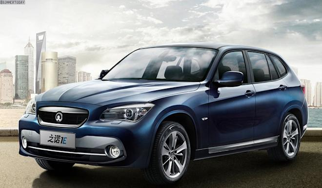BMW's Zinoro electric car did not live up to its expectations in China. Photo: Handout