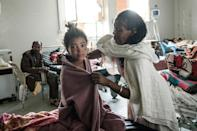 As further conflict looms in Tigray, the international community is increasingly worried about the dire humanitarian situation