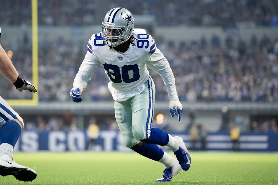 Cowboys defensive end DeMarcus Lawrence was one of several players to slam the league and demand a true safety plan on Sunday amid the coronavirus pandemic.