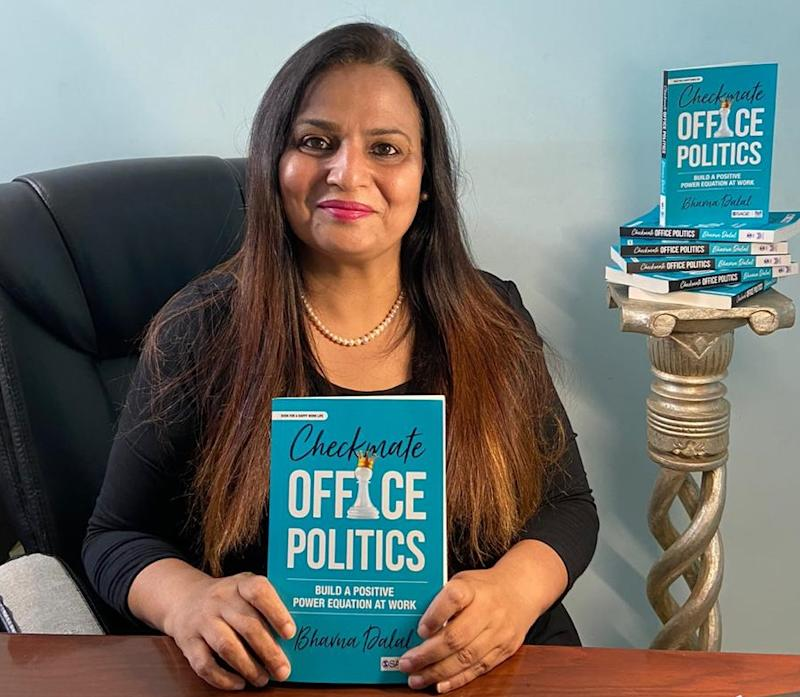 Bhavna's book 'Checkmate Office Politics' helps to understand this by offering simple and practical advice to help navigate workplace politics effectively, without compromising on your ideals.
