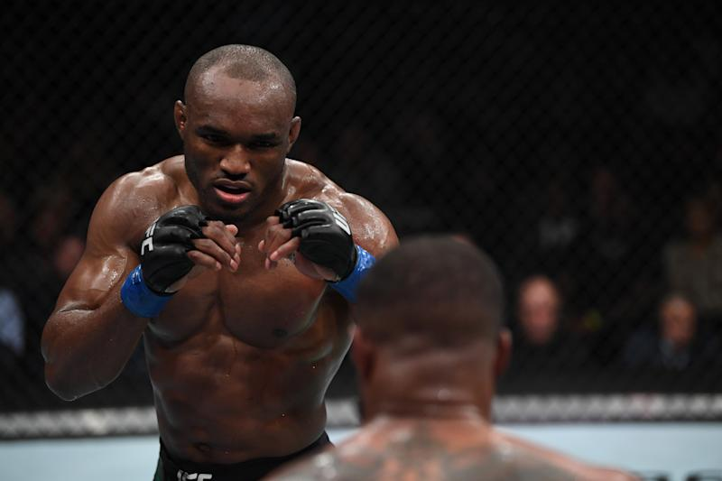 Kamaru Usman Becomes First African To Win The UFC