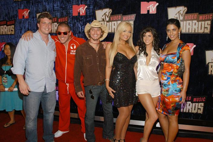 <p>MTV viewers met KellyAnne Judd on season 19 during <em>The </em><em>Real World: Sydney. </em>The Texas native traveled across the world to live in the house and ended up making a career out of it—she's appeared on MTV's <em>The Challenge </em>multiple times since. </p>