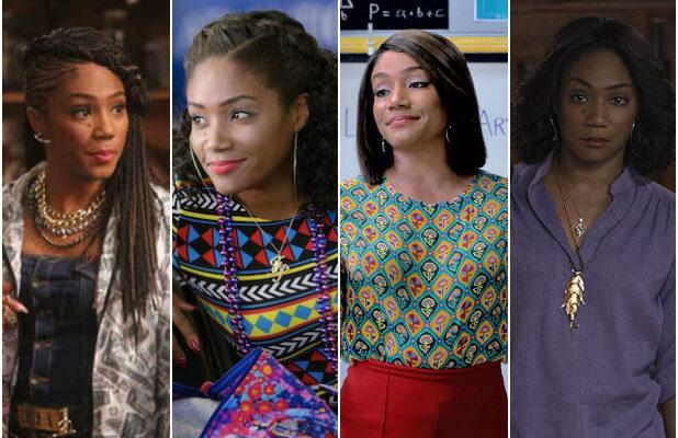 The Evolution of Tiffany Haddish, From 'The Carmichael Show' to 'Like a Boss' (Photos)