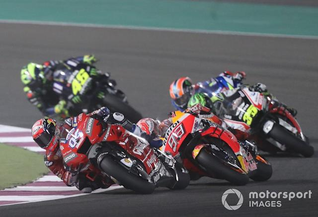 "#5: GP Katar 2019 in Losail: 0,023 Sekunden <span class=""copyright"">Gold and Goose / Motorsport Images</span>"