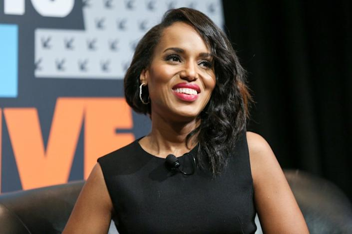 """Kerry Washington is among the three Black actresses Emmy-nominated for lead actress in a limited series or movie. <span class=""""copyright"""">(Rich Fury / Invision / Associated Press)</span>"""