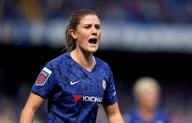 Maren Mjelde believes the Barclay's Women's Super League is the most competitive women's football competition in the world