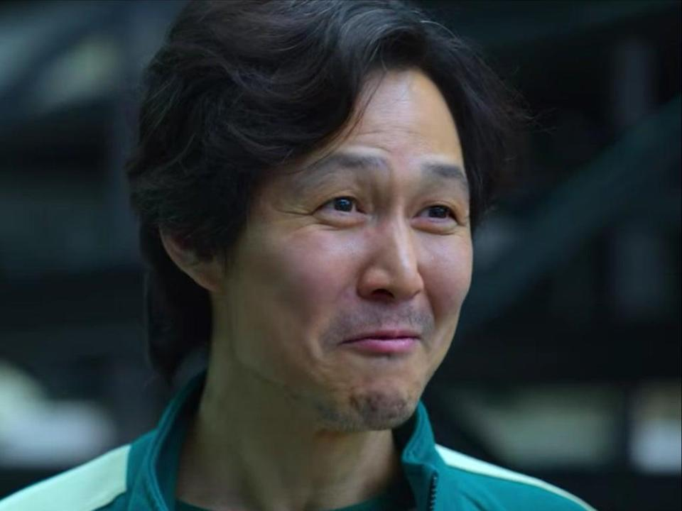 Does Gi-hun have a closer connection to Il-nam than anyone realised? (Netflix)