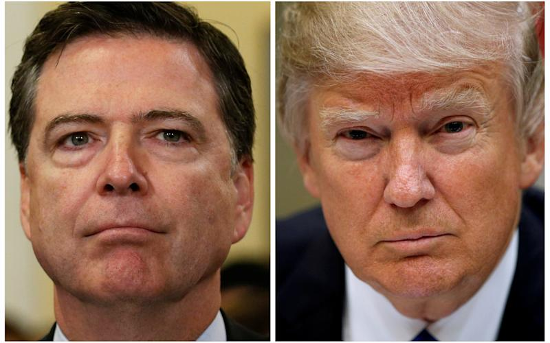 Who is James Comey, former FBI director, and why might he lead to Trump's impeachment?